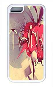 iPhone 5c case, Cute Think iPhone 5c Cover, iPhone 5c Cases, Soft Whtie iPhone 5c Covers
