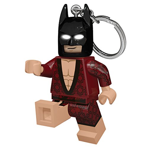 LEGO Batman Movie - Kimono Batman - LED Key Chain Light with Illuminating - Keychain Lego Batman