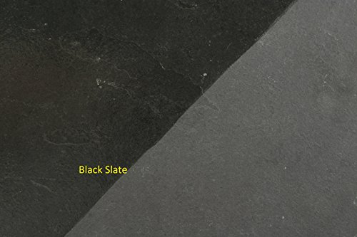 Black Diamond Stoneworks Wet Look Natural Stone Sealer Provides Durable Gloss and Protection to: Slate, Concrete, Brick, Pavers, Sandstone, Driveways, Garage Floors. Interior or Exterior. 2-Gallon by Black Diamond Stoneworks (Image #3)