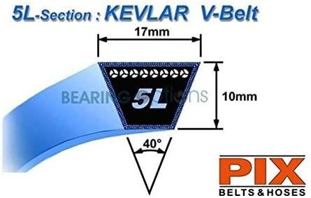 KUBOTA Cortacésped KEVLAR LB33 66101-25080a G1700/G1900 ...