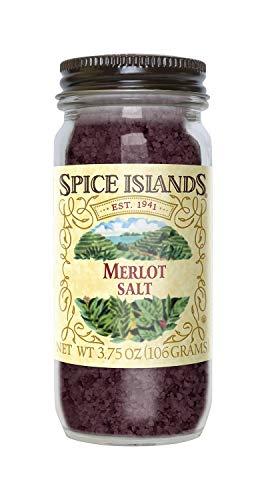 Merlot Salt - Spice Islands Merlot Salt (Pack of 1)