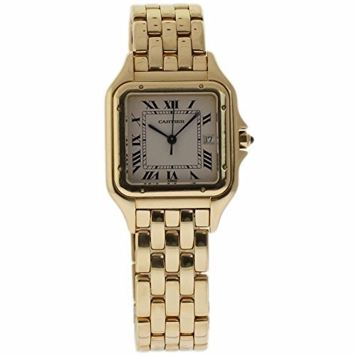 Cartier Panthere swiss-quartz womens Watch W25014B9 (Certified Pre-owned)