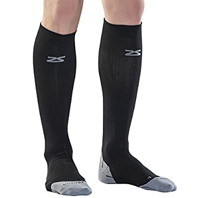 Zensah Tech+ Compression Socks - Running Compression Socks