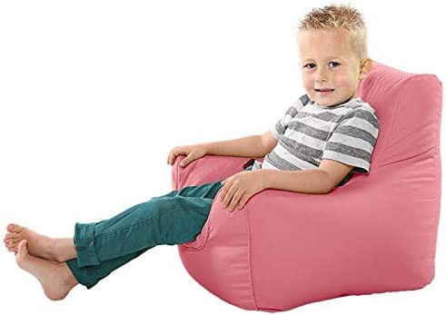 Grey R U Comfy Toddler Armchair Beanbag