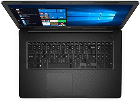 Dell Inspiron 17 3793, i3793-5841BLK-PUS, tenth Generation Intel Core i5-1035G1, 17.3-Inch FHD (1920 X 1080), 8GB x 1 DDR4 2666MHz, 1 TB 5400 RPM, Tray Load DVD Drive