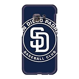 Samsung Galaxy S6 WKT28611rBbV Customized Vivid Baseball San Diego Padres Image High Quality Cell-phone Hard Cover -LavernaCooney