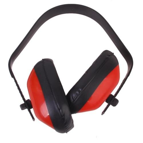 New Safety Ear Muff Noise Cancelling Hearing Head Phones Soundproofing Safety Adjustable Headstrap