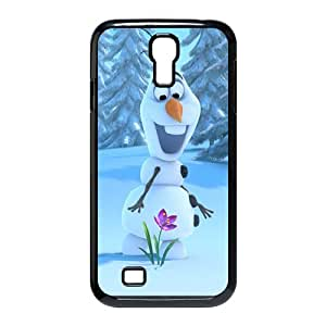 Galaxy S4 Case,Unique Cartoon Movie Frozen Design Best Protective Durable Hard Back Cover Case for Samsung Galaxy S4 (Plastic)