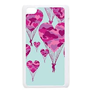 iPod Touch 4 Case White Heart Attack LSO7833343