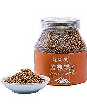 17.6oz / 500g 云南香格里拉高原 苦荞茶 荞麦茶 Tartary Buckwheat Tea - Japanese Flavor Roasted Buckwheat Tea - Gold Tartary Buckwheat - Toasted Soba tea - Caffeine Free-100% Natural Buckwheat Germ