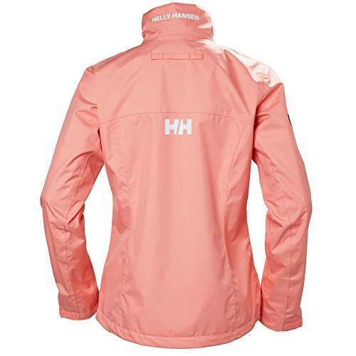 para Hansen Crew Helly Jacket W Rosa Rosa mujer 103 Chaqueta 1nnHW