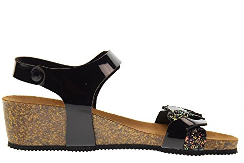 Noir GoldStar Black 1394Z Chaussures Sandales Femme II76PxZ