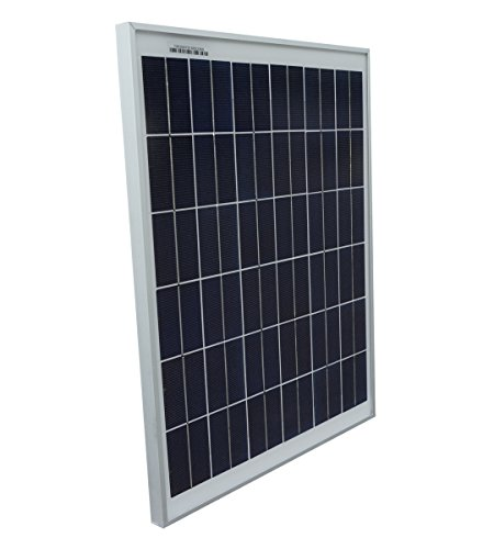 ECO-WORTHY-12-Volt-20W-Solar-Battery-Charging-Kit-1pc-20-Watt-Polycrystalline-Photovoltaic-Solar-Panel-20-Amp-12V24V-PWM-Solar-Charge-Controller
