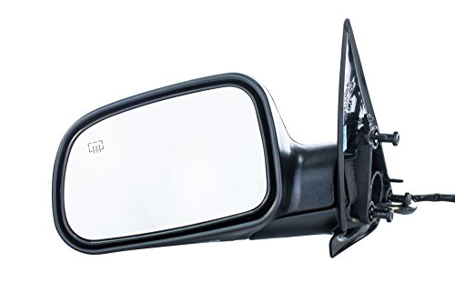 - Driver Side Mirror Jeep Grand Cherokee (1999 2000 2001 2002 2003 2004) Power Adjusting Textured Heated Folding Left Replacement Door Mirror