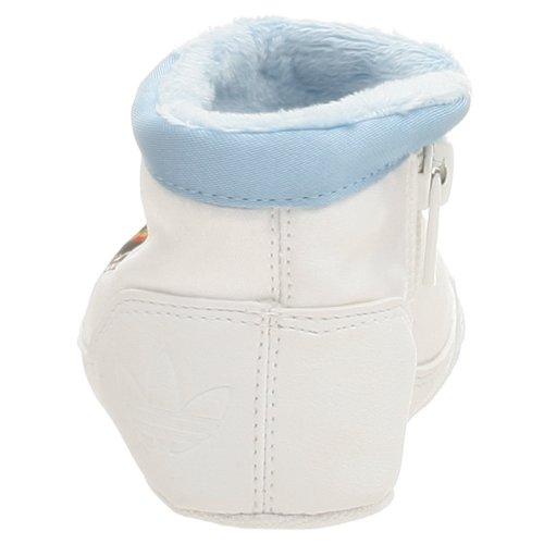 85a4cfa526627 adidas Originals Infant Winter Hi Crib Sport Goofy Boot,White/Lt ...