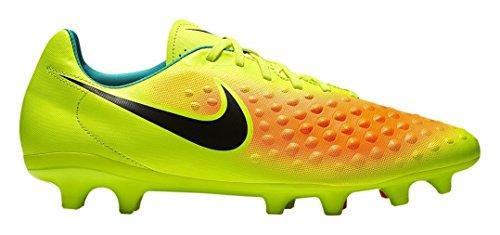 Nike Herren Magista Onda Ii Ag-Pro Fußballschuhe Amarillo (Volt / Black-Total Orange-Clear Jade)