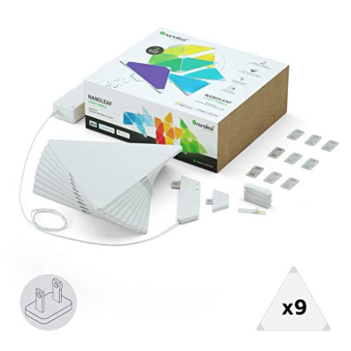 Nanoleaf Rhythm Edition Smarter Kit - NL28-2003TW-9PK (Best Boxing Game On Android)