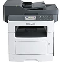 Lexmark 35S5703 MX511de Multifunction Laser Printer, Copy/Fax/Print/Scan