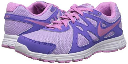 Nike blanc noir Revolution gs Chaussure Rosa 2 Bianco Bleu Viola AAB6rw