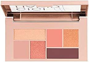 Maybelline Eye Shadow Palette Gigi Hadid West Coast Glow, Tonos Calidos