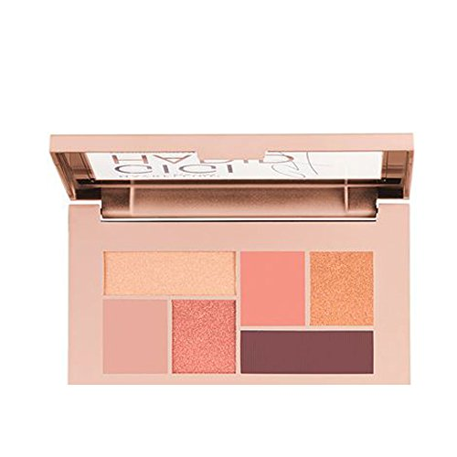 Maybelline New York Gigi Hadid Eyeshadow Palette, Warm, 0.14