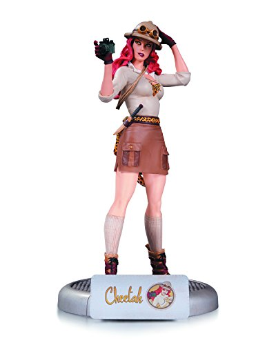 Comics Dc Cheetah - DC Collectibles DC Comics Bombshells: Cheetah Statue