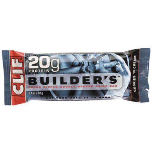 Clif Bar Clif Builder's Bar Cookies 'n' ()