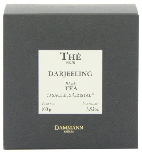 DAMMANN DARJEELING TEA BAGS BOX OF 50 by GroceryLand