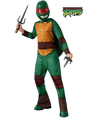 Teenage Mutant Ninja Turtles Costume (Teenage Mutant Ninja Turtles Raphael Costume, Small)