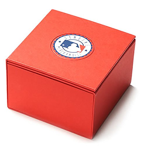 ScotchBlue Cincinnati Reds MLB Major League Cufflinks by ScotchBlue (Image #4)
