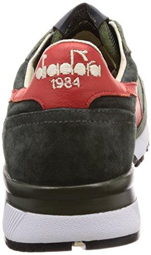 Verde Trident 90 SW Sneakers Men Diadora S Green 50AUq4n0dw