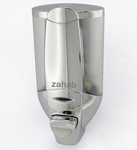 zahab Quality Soap Dispenser Perfect for Bathroom And Kitchen