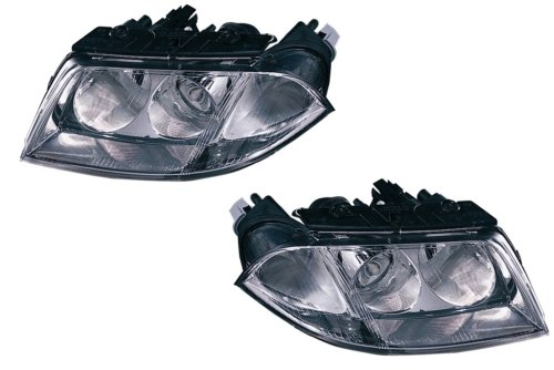Volkswagen Passat Replacement Headlight Assembly (Halogen) - (05 Vw Volkswagen Passat Headlight)