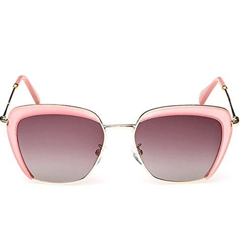 Polarizadas Sol De Moda Universales Polarizadas Pink XGLASSMAKER Sol Gafas De De Gafas 0gqzgnYw6