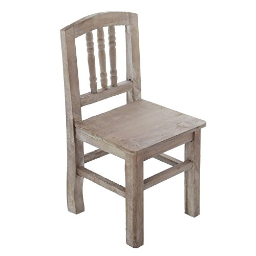 PSW - Benches & Chairs Decorative Antique Kid Chair for Indoor or Patio  Product SKU: - PSW - Benches & Chairs Decorative Antique Kid Chair For Indoor Or