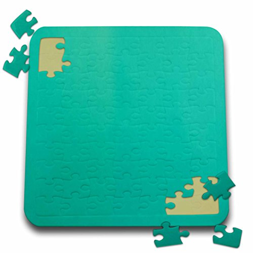 3dRose Florene - Designer Colors for Spring and Summer - Print of Solid Pistachio Green Color - 10x10 Inch Puzzle (pzl_221045_2) ()
