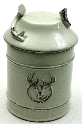 SkuBros Ceramic Deer Goodie Jar with seal (Marco Polo Costume)