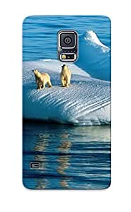 Galaxy S5 Perfect Case For Galaxy - Pnswfe-1852-fbqbocq Case Cover Skin For Christmas Day's Gift