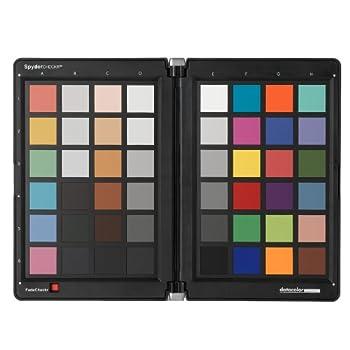 Image of Datacolor SpyderCheckr SCK100 Color Calibration Charts
