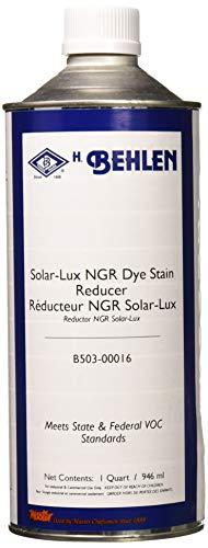 Behlen Solar-Lux Reducer, Quart