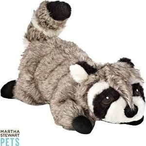 Martha Stewart Raccoon Dog Toy