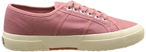 Rose Dusty 2750 Basses Classic Rose Baskets Mixte c06 Adulte Superga cotu zgZqawpxx0