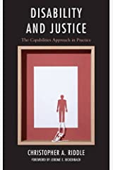 Disability and Justice: The Capabilities Approach in Practice Paperback