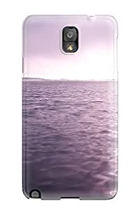 Hard Plastic Galaxy Note 3 Case Back Cover,hot Purple Twilight Case At Perfect Diy