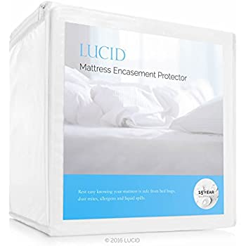 Amazon Com Ideaworks Bed Bug Blockade Mattress Cover