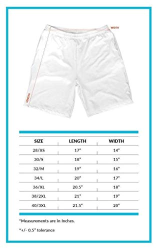INTO THE AM Men's Athletic Shorts - Summer Shorts for Festivals, Gym, Everyday