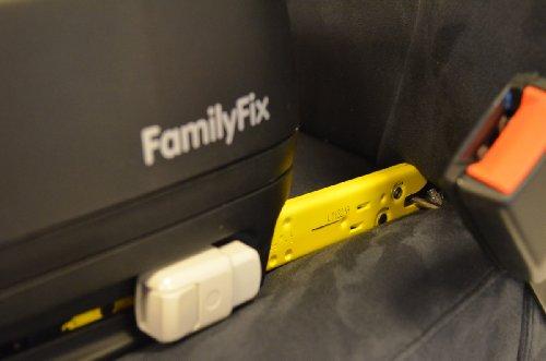 maxi cosi 63300080 family fix base para silla de coche. Black Bedroom Furniture Sets. Home Design Ideas