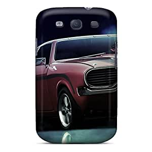 BqFMF43368FivGE Tpu Case Skin Protector For Galaxy S3 Burnout With Nice Appearance