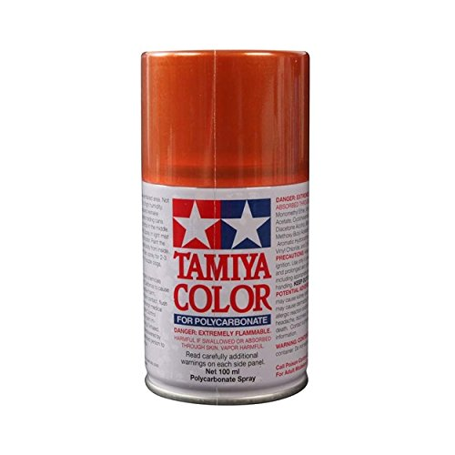 Polycarbonate PS-61 Metallic Orange, Spray 100 ml