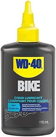 WD-40 Bike 3000 Wet Chain Lubricant, 118ml